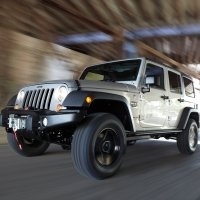 Jeep Wrangler Call of Duty Special Edition Re-Enlists for 2012