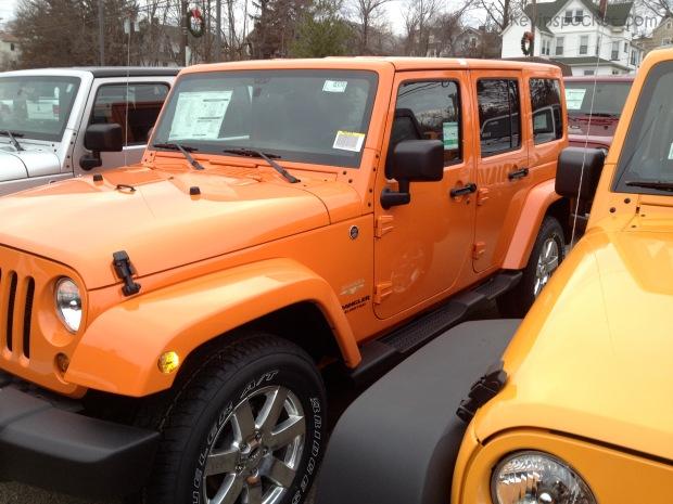 whoa orange!