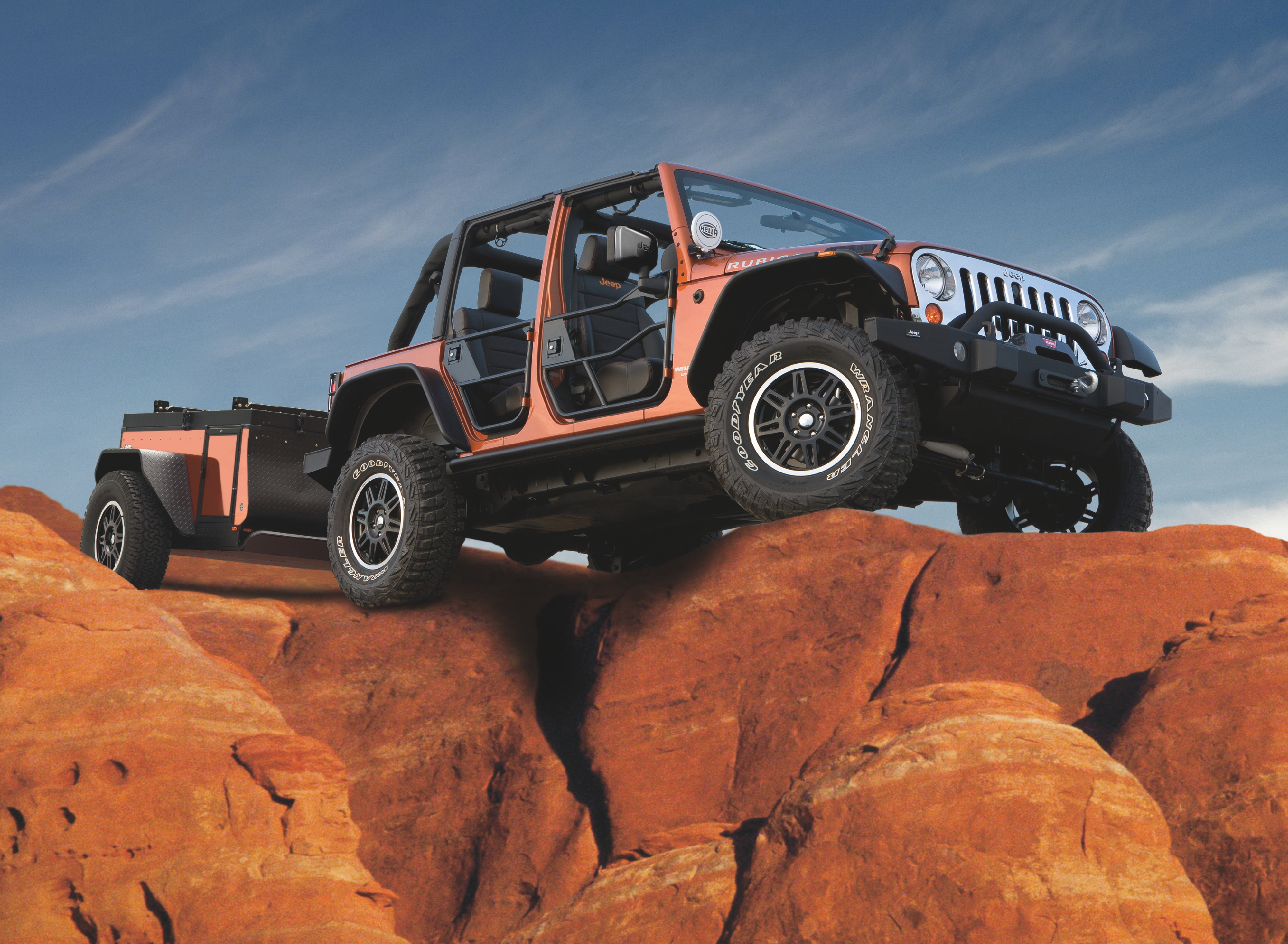 Could Jeep Be Preparing For A Supra Rubicon Wrangler