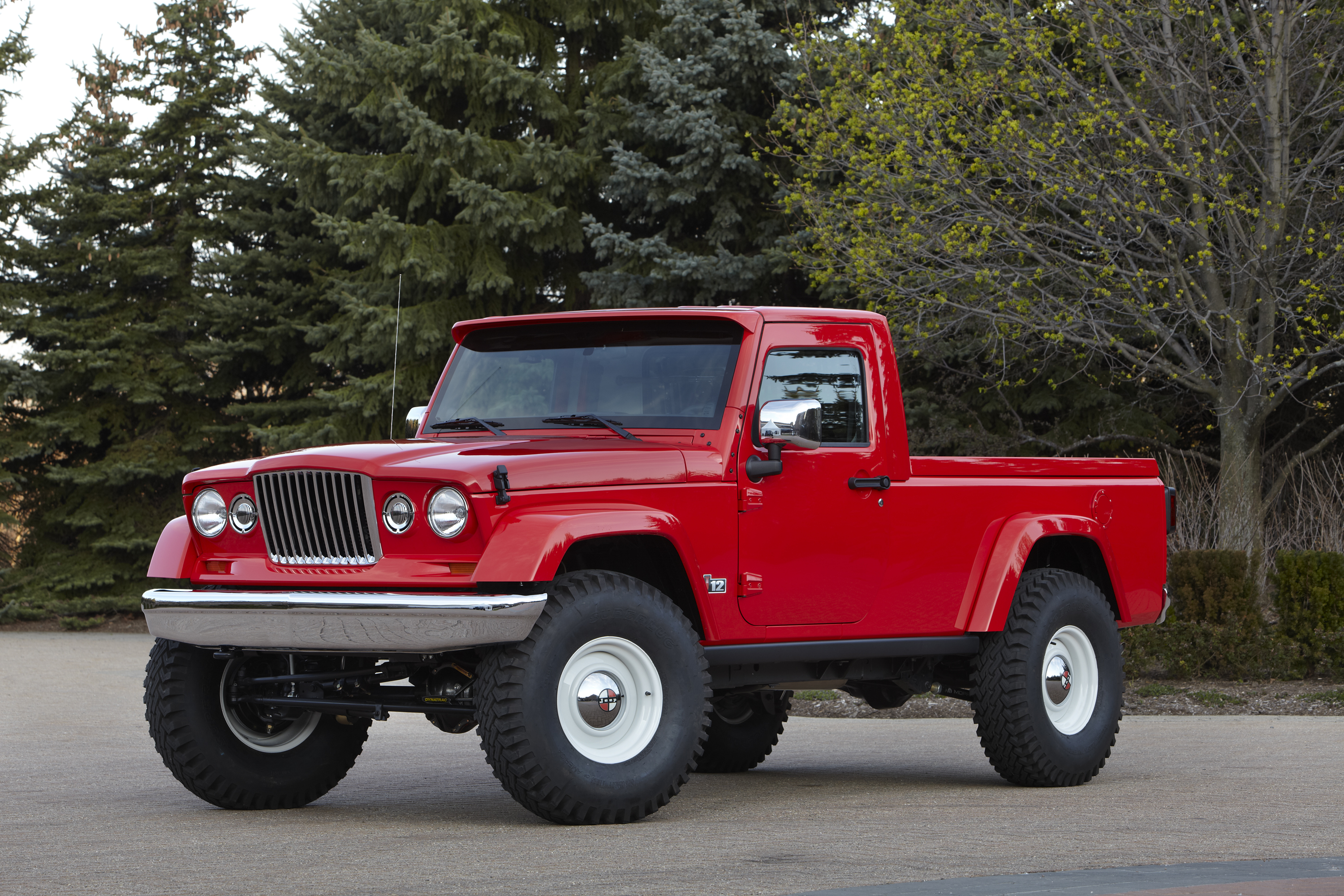 jeep continues to test the water with a pair of pickup
