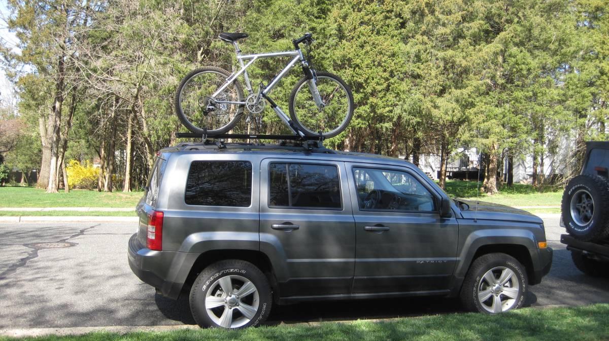 patriot backpack – the little jeep gets a roof rack – kevinspocket