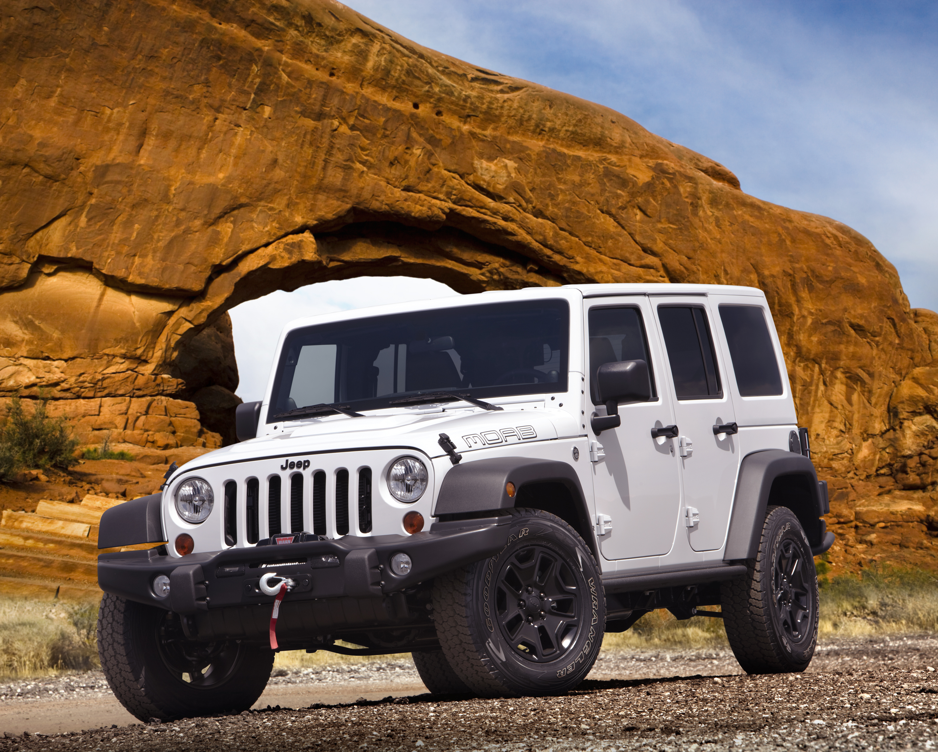High Quality The 2013 Jeep Wrangler Moab Is Not A Rubicon
