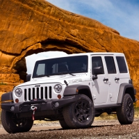 the 2013 Jeep Wrangler Moab is not a Rubicon