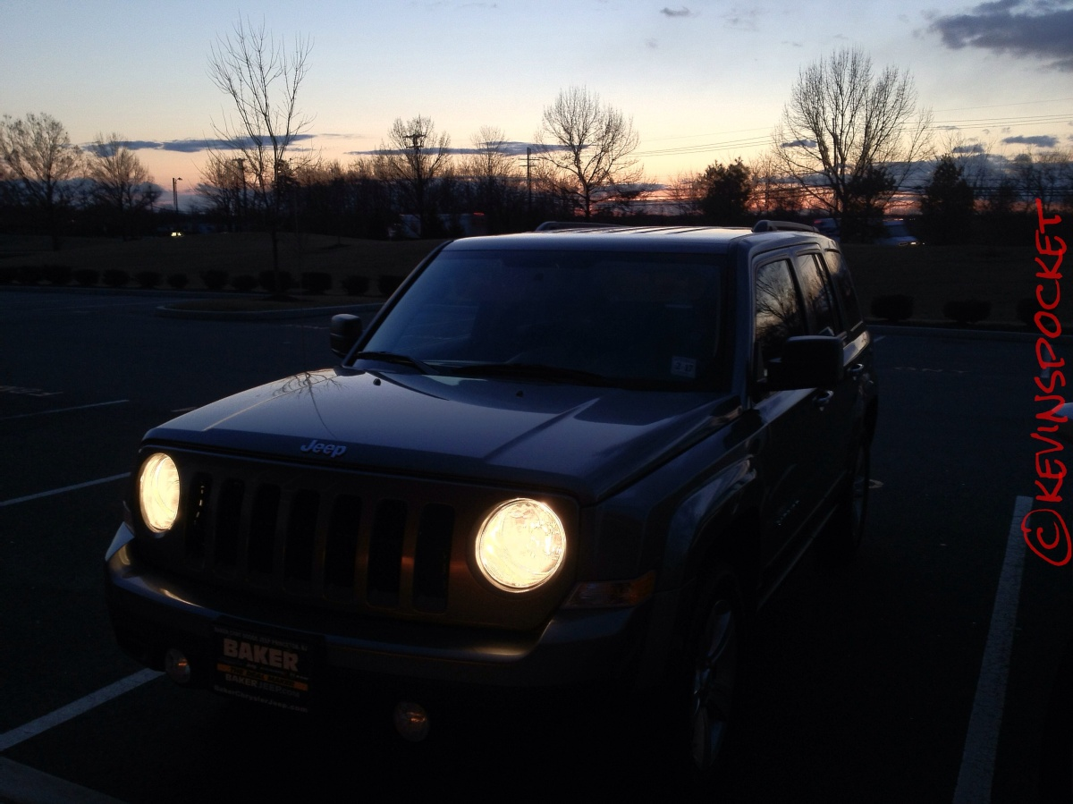Brand Loyalty and my 2012 Jeep Patriot
