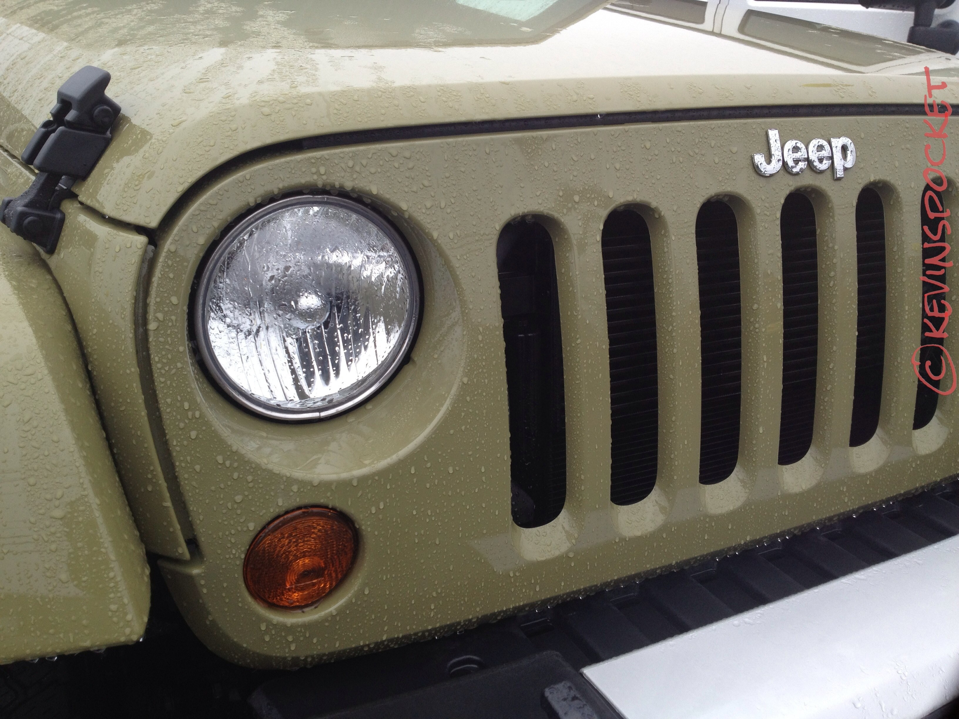 Jeep Wrangler Commando Sighting Kevinspocket