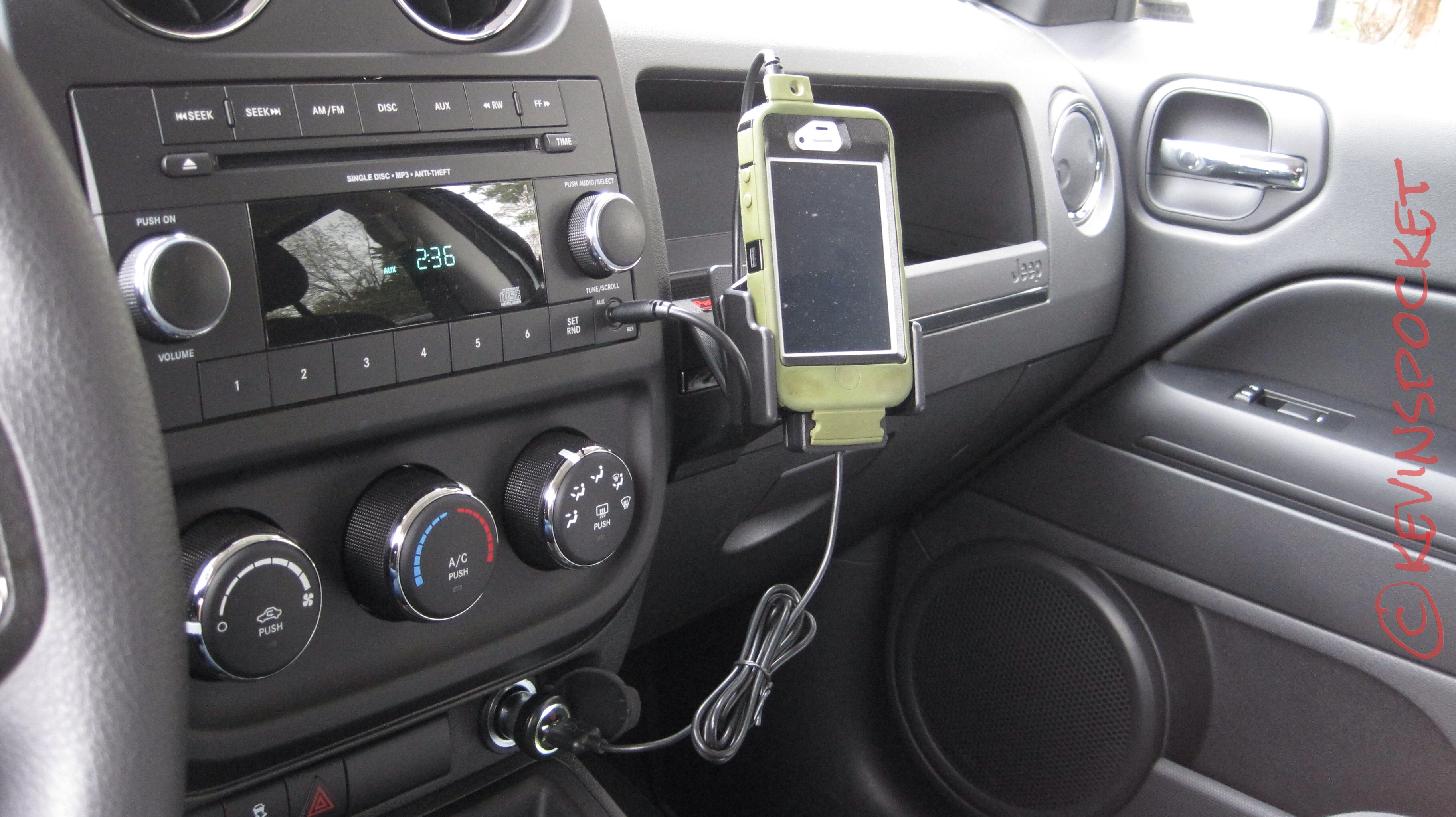 Proclip Usa Iphone Mount For Jeep Patriot Kevinspocket