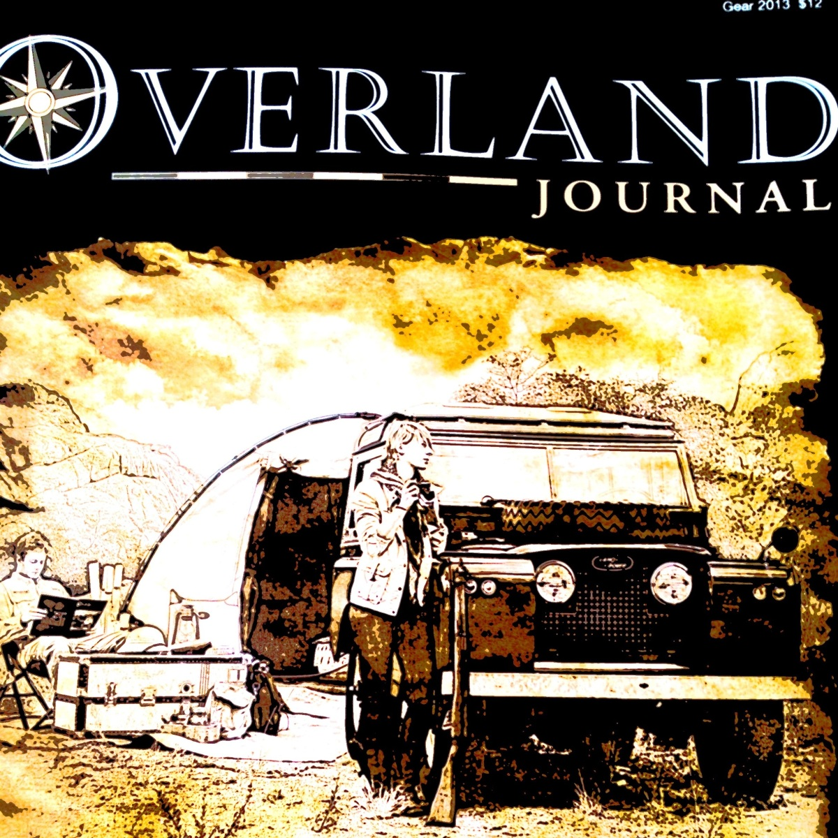 Overland Journal and my new obsession