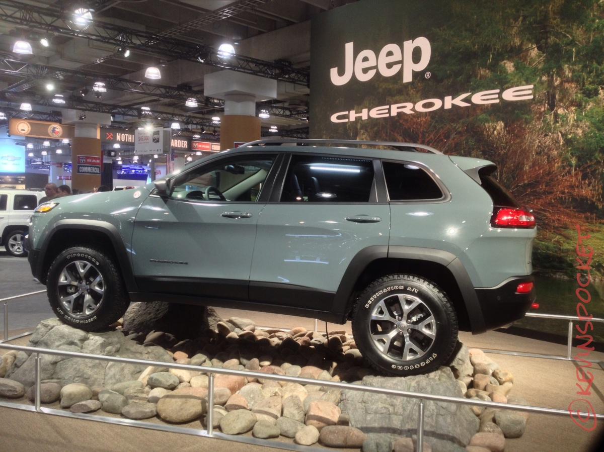 2014 Jeep Cherokee Trailhawk Kevinspocket