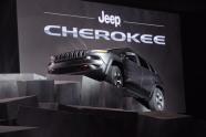 2014 Jeep® Cherokee World Debut