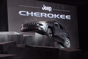 2014 Jeep® Cherokee World Debut