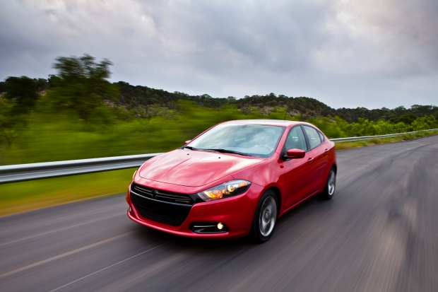 2013 Dodge Dart SXT Special Edition with the Rallye Appearance G