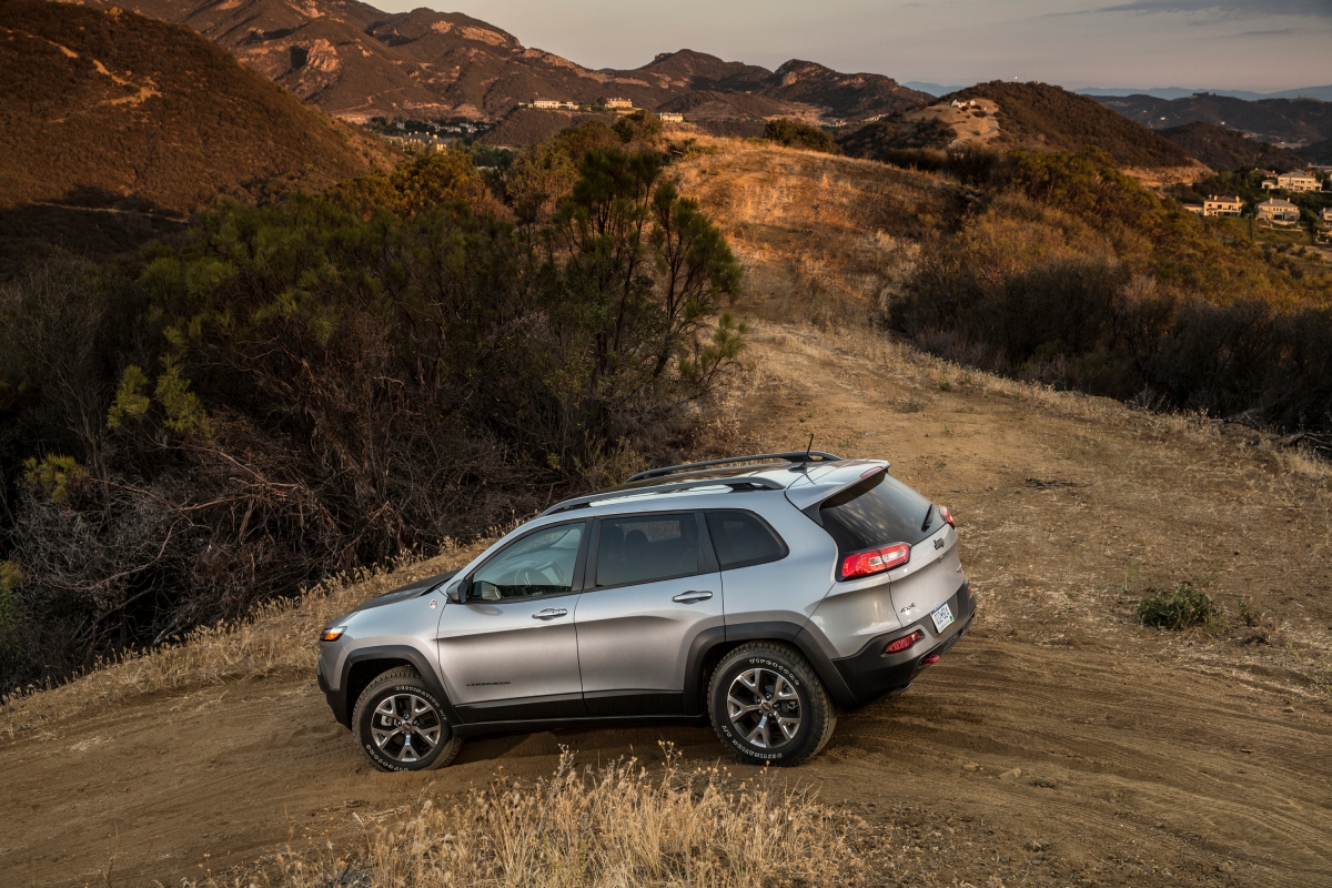 Jeep Cherokee Gallery