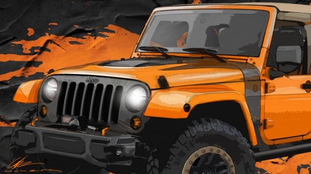 The Jeep® and Mopar brands have once again joined forces to cre