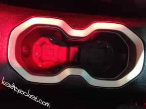 Jeep Renegade Cup Holder