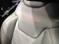 Renegade Trailhawk Seat