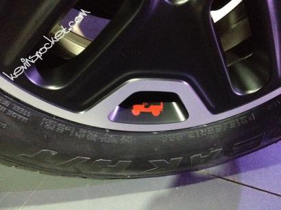 Renegade Trailhawk Wheels