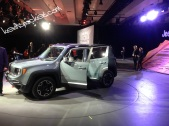 Renegade Trailhawk Side