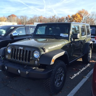 Tank Green 2015 Wrangler Unlimited Rubicon Gallery