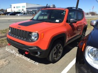 Jeep Renegade Trailhawk Omaha Orange - Photo © kevinspocket.com