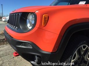 Jeep Renegade Trailhawk Omaha Orange - Photo © kevinspocket.com