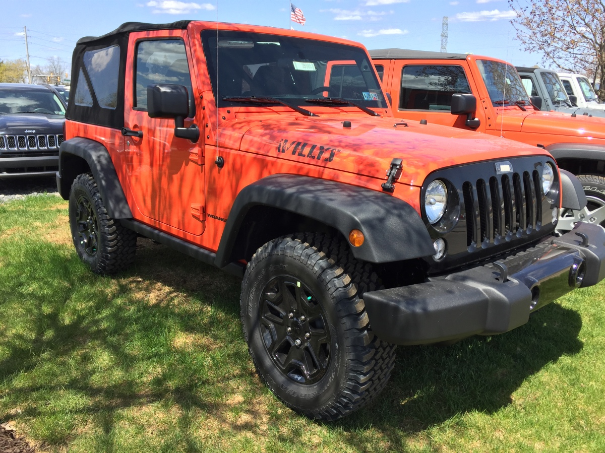 Why the Willys Wheeler is the Wrangler you Want