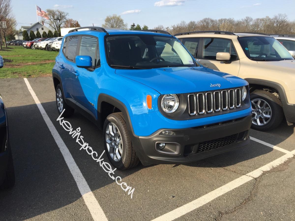 jeep renegade latitude sierra blue 8943 kevinspocket. Black Bedroom Furniture Sets. Home Design Ideas