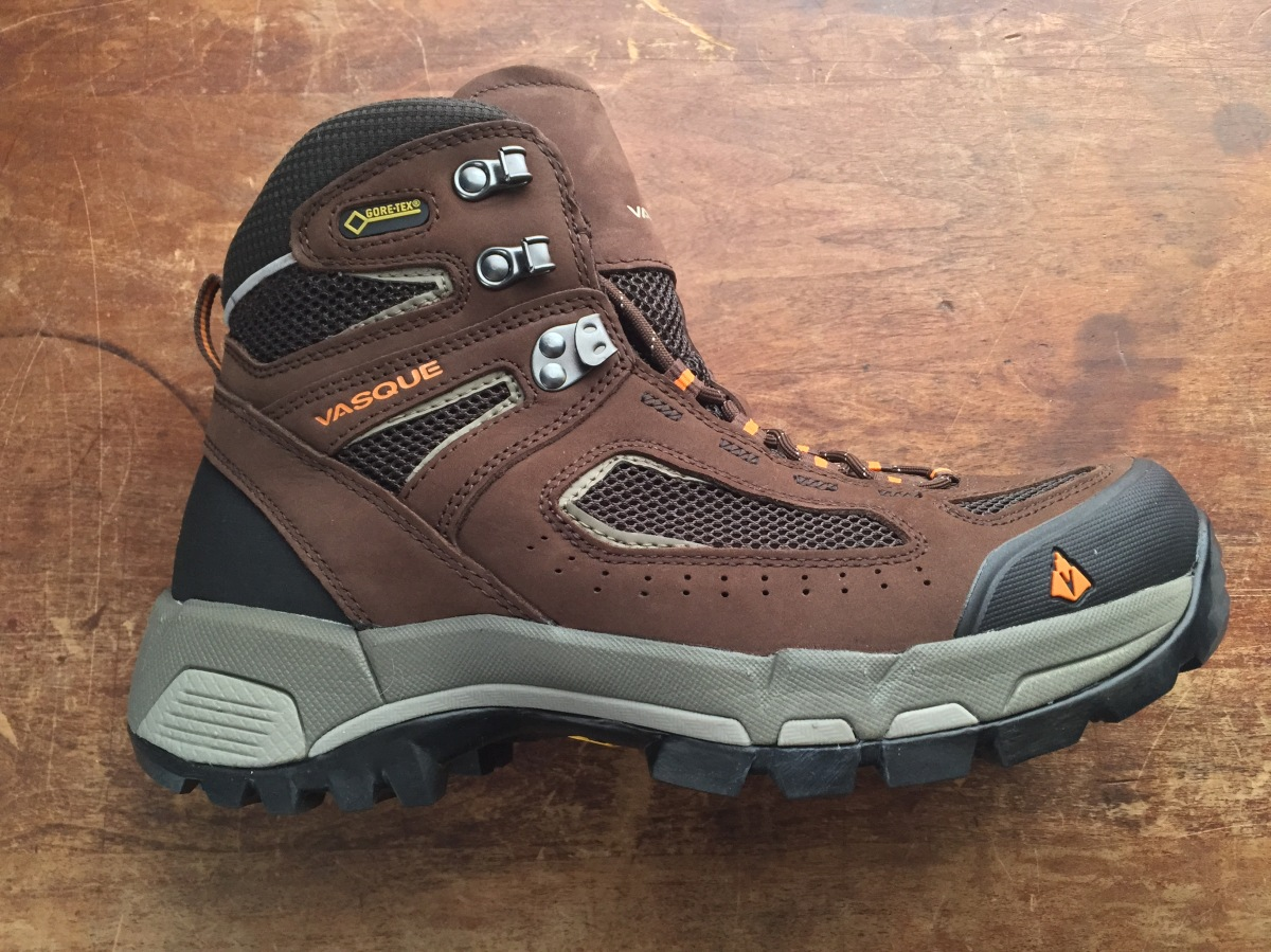 Vasque Breeze 2.0 GTX Hiking Boot: Gear Review
