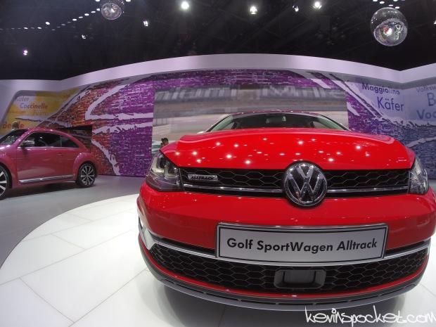 2017 VW GolfWagen AllTrack