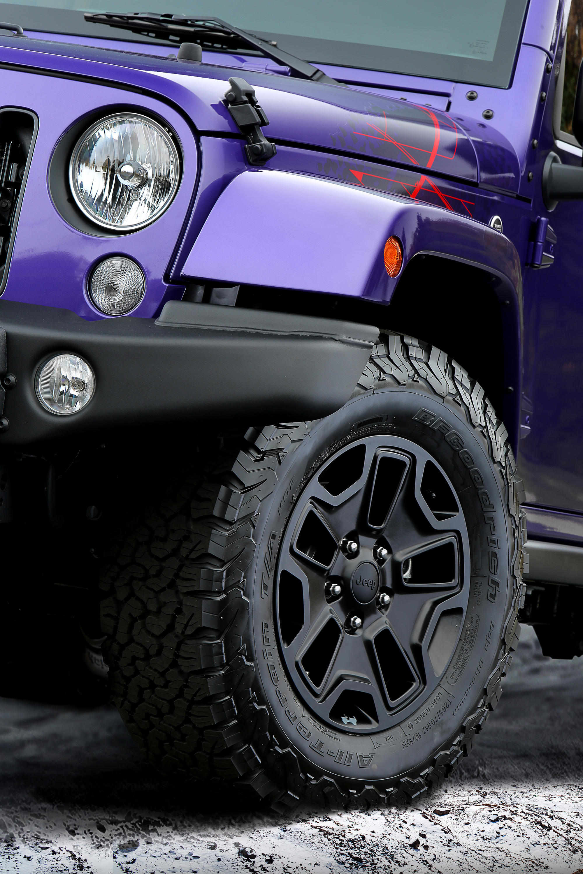 going plum crazy for the jeep wrangler backcountry edition. Black Bedroom Furniture Sets. Home Design Ideas