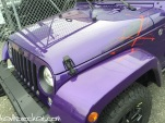 Xtreme Purple 2016 Jeep Wrangler Back Country Edition