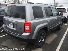 Jeep Patriot Sport SE