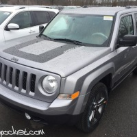 2016 Jeep Patriot Sport SE includes heated seats (A/C extra)