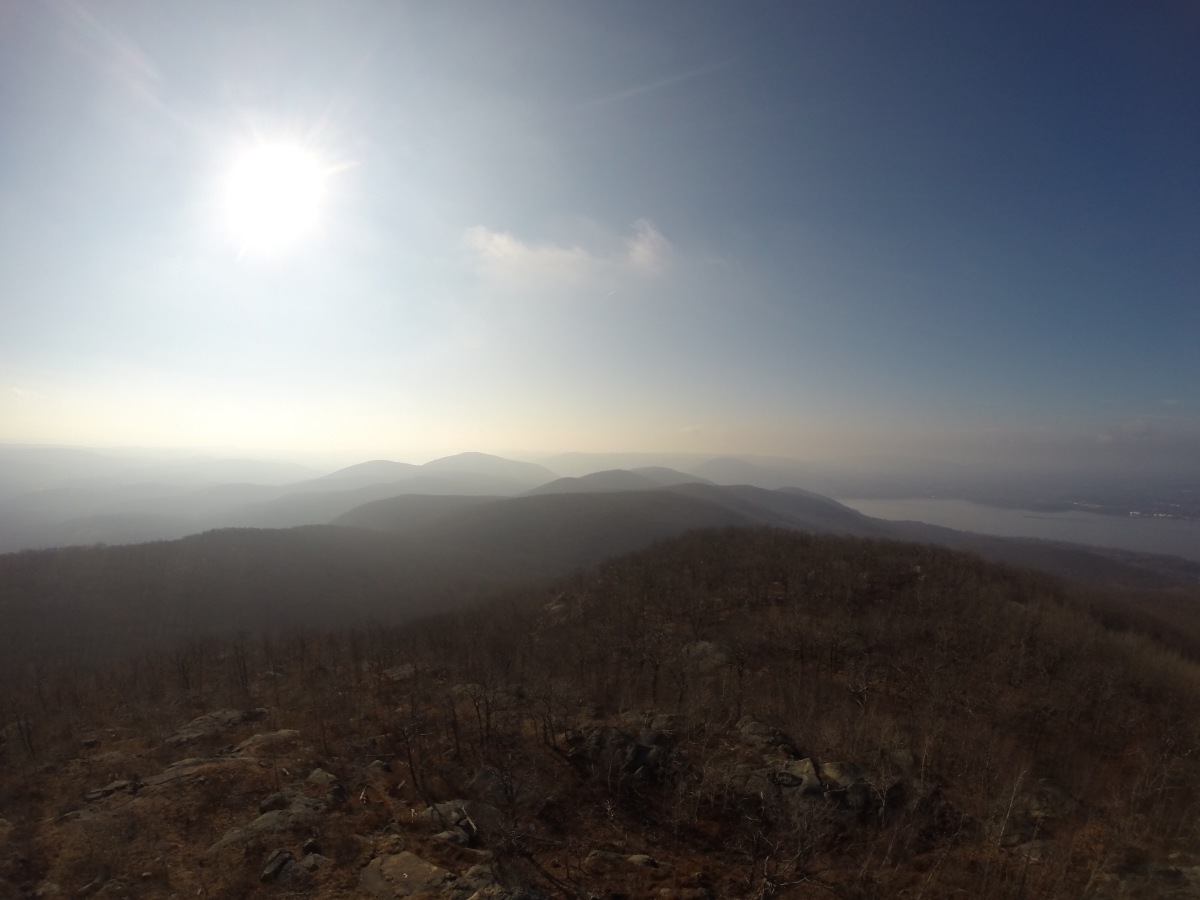Hike 02: Mount Beacon Fire Tower & Scofield Ridge