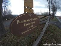 Round Mountain Bouman-Stickney Farmstead
