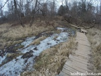 Washington Valley Park - Reservoir Hike