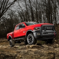 2017 Ram Power Wagon retains manual transfer case: all is not lost