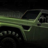 Is Jeep's Crew Chief Concept a sign of future Jeep Truck design?