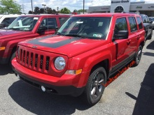 Jeep Patriot Sport SE - Redline 2