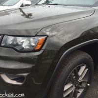 Recon Green Jeep Grand Cherokee Sighting