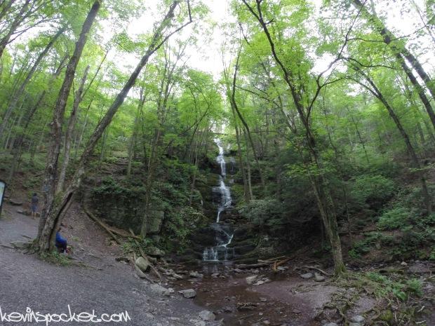 Buttermilk Falls - Delaware Water Gap