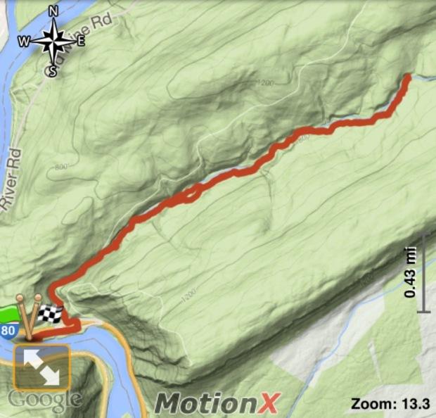 Dunnfield Creek Hike