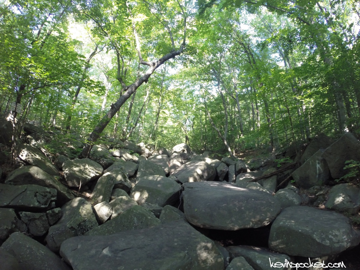 Jeep Wrangler Led Headlights >> Hike 32: Sourland Mountain Preserve – Roaring Rocks – kevinspocket