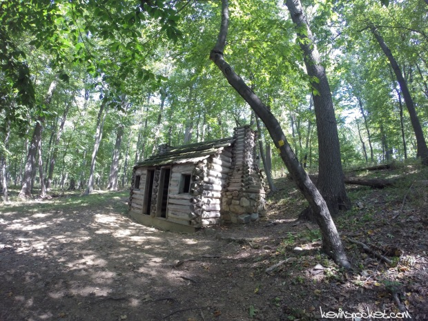 Jockey Hollow | Soldier's Huts