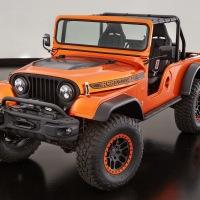 Jeep CJ66 revealed at SEMA