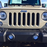 Gobi 2017 Wrangler Sighting!