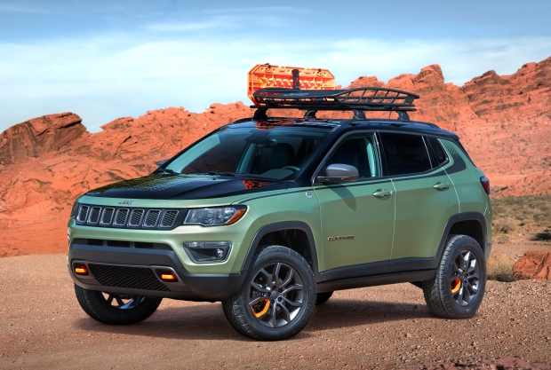 Jeep® Trailpass Concept