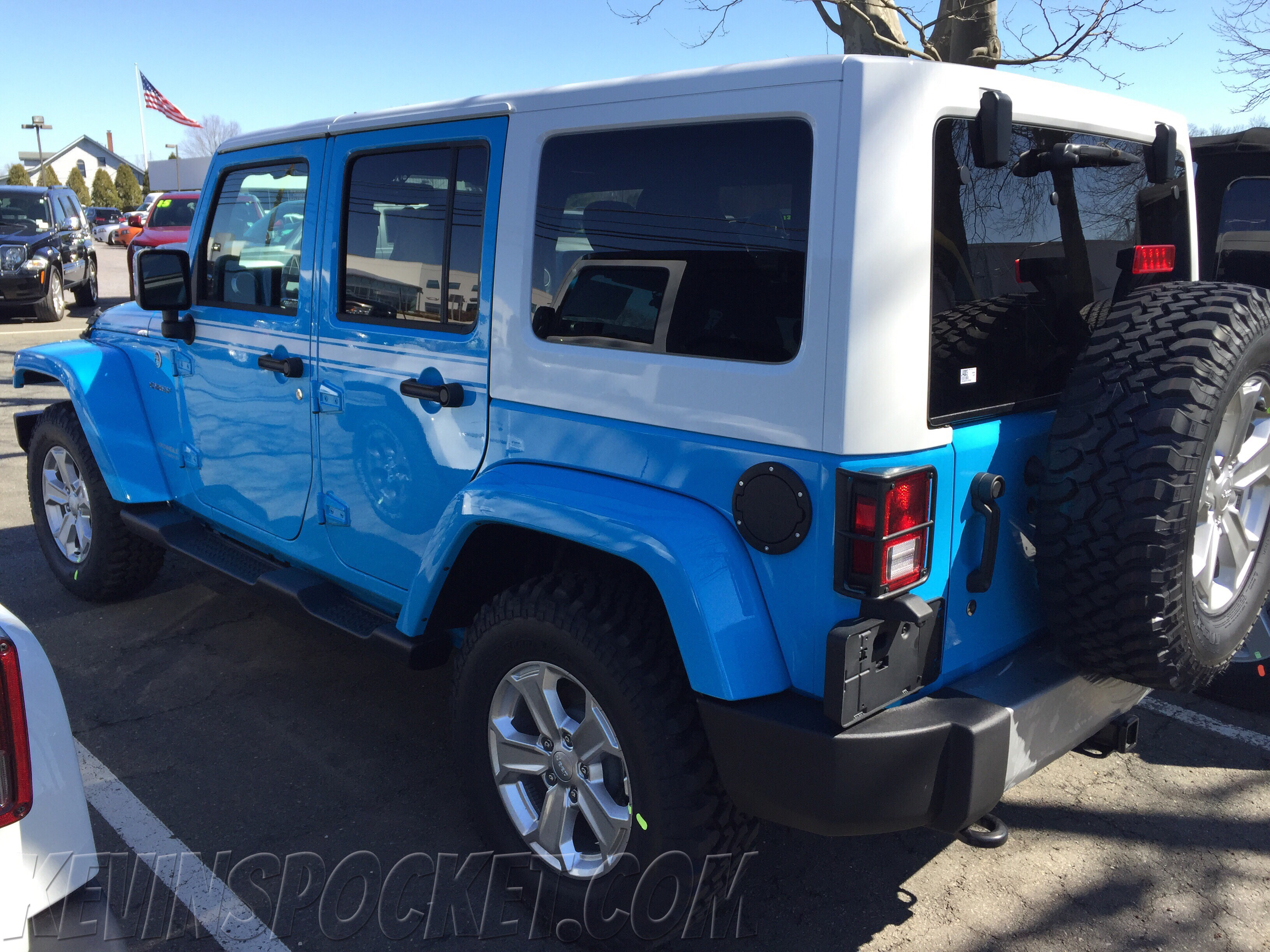 chief blue chief edition wrangler spotted – kevinspocket