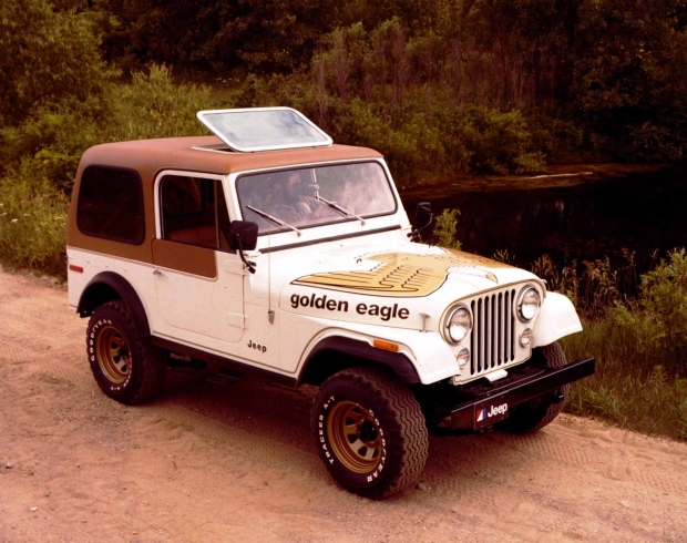 1979 Jeep CJ-7 Golden Eagle