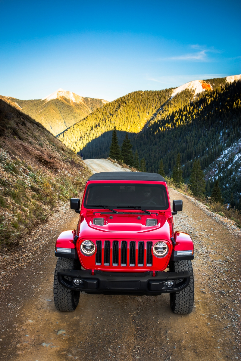 All New 2018 Jeep Wrangler Rubicon Kevinspocket