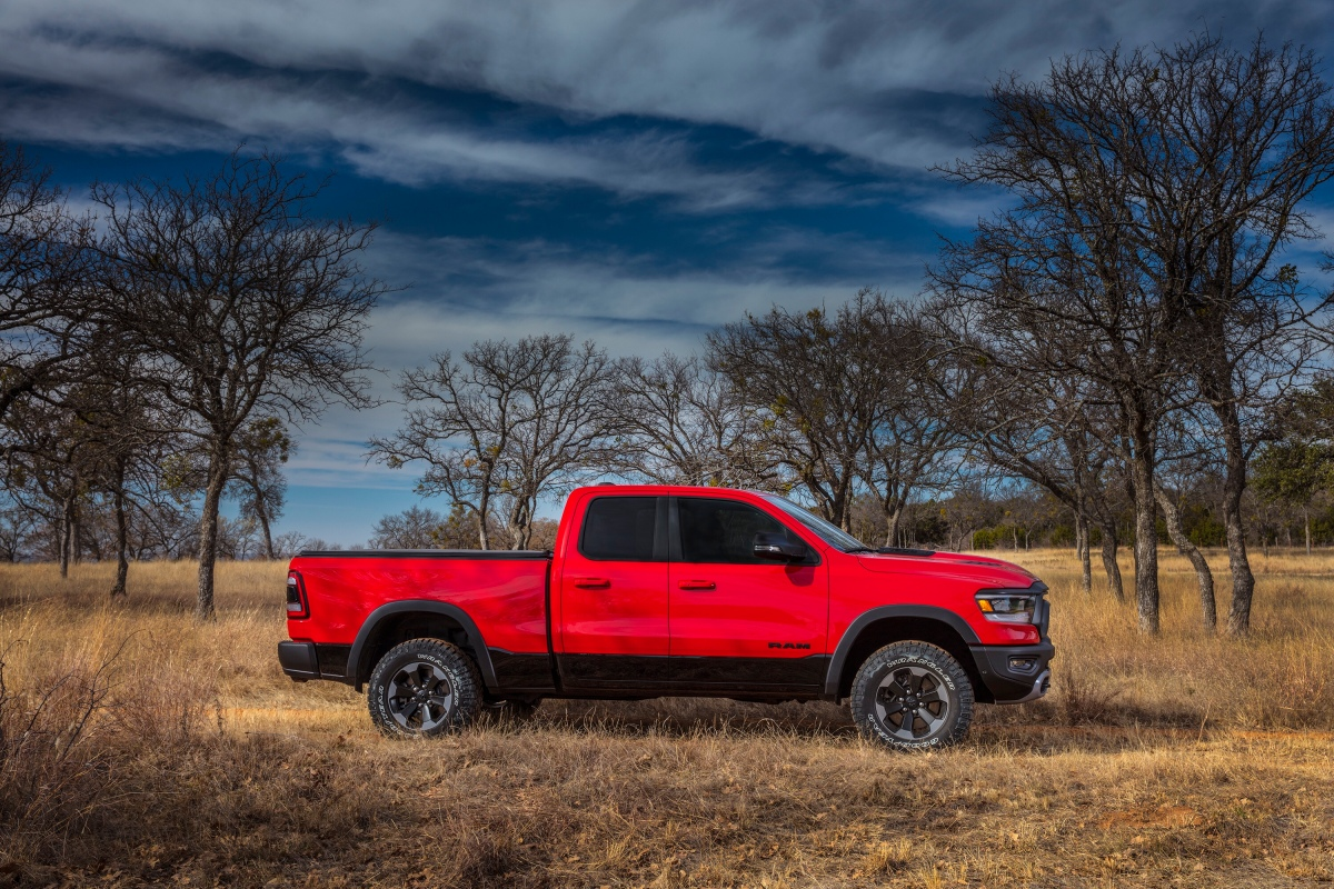 2019 RAM 1500 Rebel Revealed
